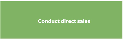 Conduct direct sales